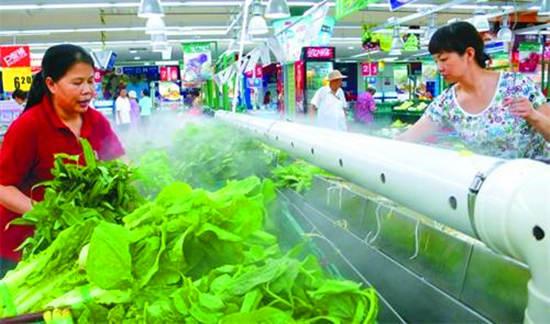 蔬菜冷藏保鲜库温度和湿度应该怎么调节